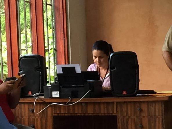 Equipo Técnico de Documentación de la actividad
