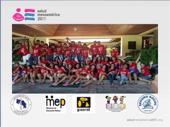 Capacitación brindada a los líderes adolescentes en la Universidad EARTH